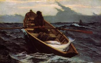 Winslow Homer : The Fog Warning II