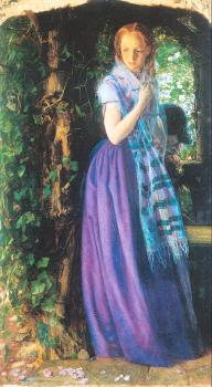 Arthur Hughes : April Love