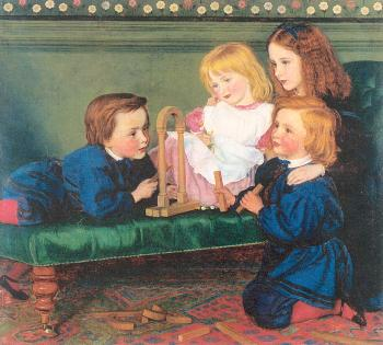 The Children of George Birkbeck Hill