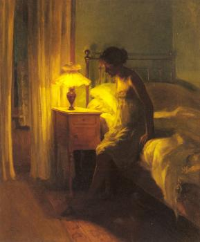 Peter Ilsted : In The Bedroom