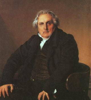 Jean Auguste Dominique Ingres : Louis