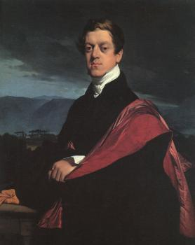 Jean Auguste Dominique Ingres : Count Nikolai Dmitrievich Gouriev