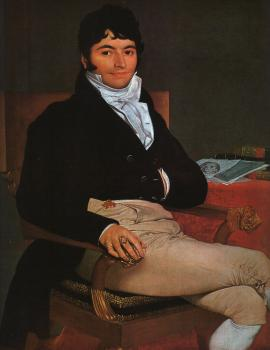Jean Auguste Dominique Ingres : Monsieur Riviere