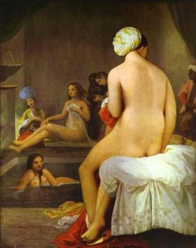 Jean Auguste Dominique Ingres : The Small Bather