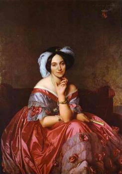 Jean Auguste Dominique Ingres : Baronne James de Rothschild
