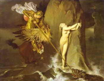 Roger Delivering Angelica III
