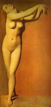 Jean Auguste Dominique Ingres : Angelique