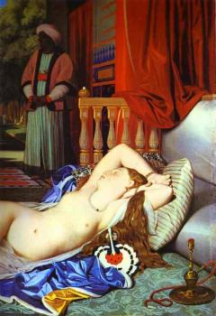Odalisque with Slave details