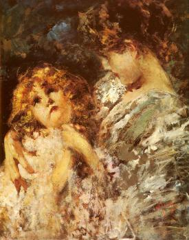 Vincenzo Irolli : Mother And Child