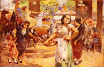 Vincenzo Irolli : The Village Fair