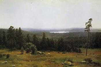 Ivan Shishkin : The Forest Horizons