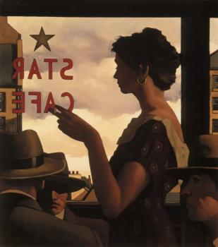 Jack Vettriano : Star Cafe