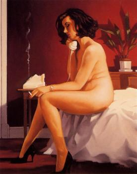 Jack Vettriano : The Arrangement