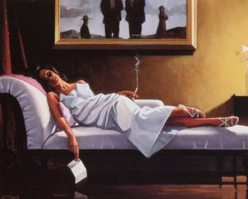 Jack Vettriano : The Letter