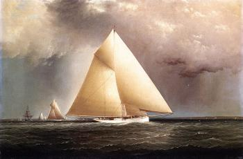 The Sloop Galatea