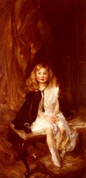 James Jebusa Shannon : Bridget, Daughter Of Harold Nickols
