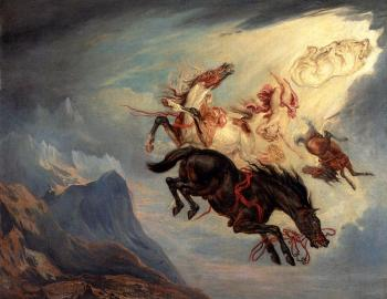 James Ward : The Fall Of Phaeton