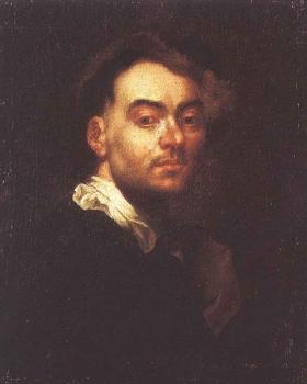 Jan Kupecky : Self Portrait