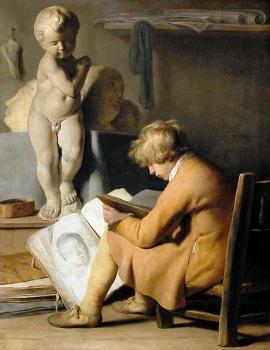 Jan Lievens : The Young Artist
