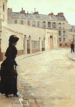 Jean Beraud : The Wait