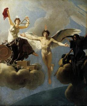 Jean-Baptiste Regnault : The Genius Of France Between Liberty And Death