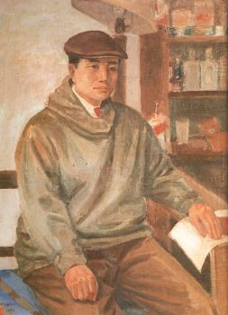 Byun Shi Ji : Portrait of Mr. K