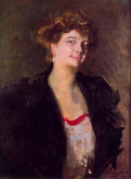 Portrait of Dona Elena Ortuzar