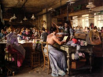 Johann Hamza : The Feather Makers