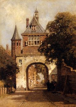 Johannes Christiaan Karel Klinkenberg : A City Gate