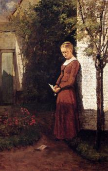 Johannes Christiaan Karel Klinkenberg : The Letter