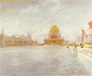 Court of Honor World's Columbian Exposition
