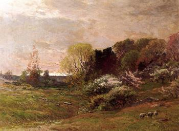 John Joseph Enneking : Spring Morning