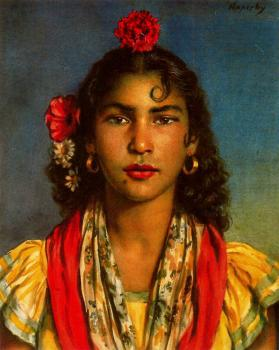 Jorge Apperley : gypsy dancer