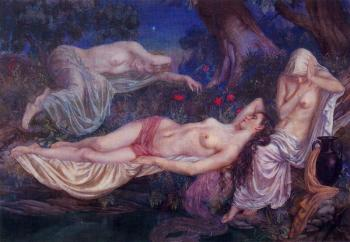 Jorge Apperley : Summer night