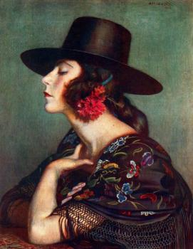 Jorge Apperley : girl from Cordoba