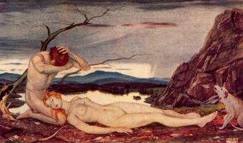 Jorge Apperley : Death of Pocris