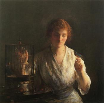 Joseph R DeCamp : Blue Bird