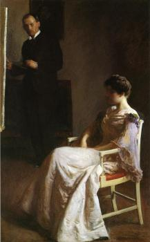 Joseph R DeCamp : In the Studio