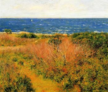 Joseph R DeCamp : Seascape