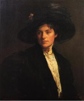 Joseph R DeCamp : The Fur Jacket