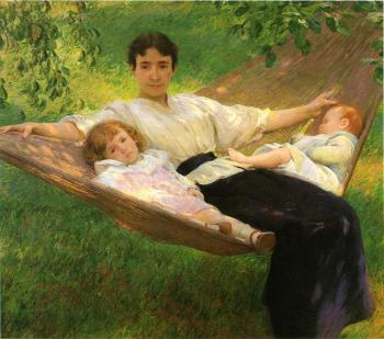 Joseph R DeCamp : The Hammock