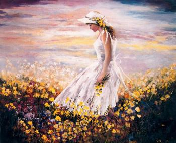 Juan Fortuny : Canvas painting XXIII