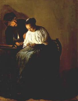 Judith Leyster : The Proposition