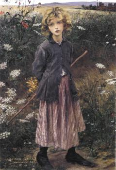 Jeune Fille Young Girl