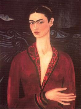 Frida Kahlo : Self-Portrait