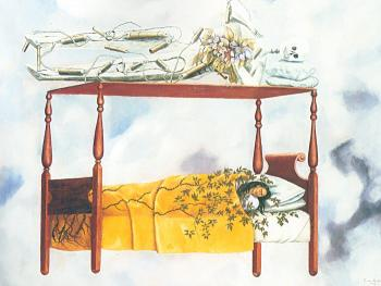 Frida Kahlo : The Dream