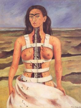 Frida Kahlo : The Broken Column