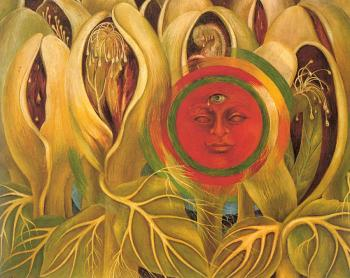 Frida Kahlo : Sun and Life