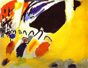 Wassily Kandinsky : Impression lll (Concert)
