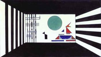 Wassily Kandinsky : Picture II Gnomus